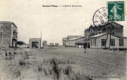 80 QUEND PLAGE  L´Hôtel Bellevue - Quend