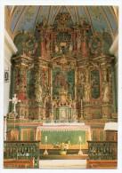 73 - Eglise D´Hauteville Gondon - Retable Majeur - Style Baroque - Francia