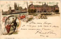 Gruss Aus Koln - Précurseur - Tandem - Köln