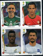 Panini - Campionato Mondiale Di Calcio Brasile 2014. N. 76,216,512,533 - Panini