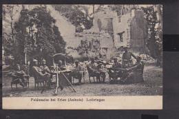 Erlen ( Aulnois) Lothringen  Feldpost   1916