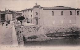 Cpa11 Carcassonne L´hôpital Général 8LL - Carcassonne