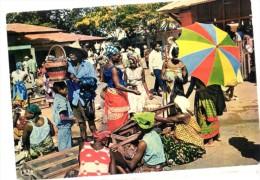Marché Africain - Afrique