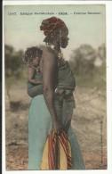 Afrique Occidentale , SENEGAL , Femme Saussai - Sénégal