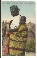 "Afrique Occidentale , SENEGAL , Femme "" Ouolof "" - Sénégal"