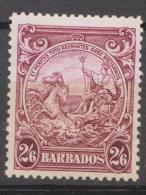 Barbados, 1938, SG 256, Mint Hinged - Barbades (...-1966)