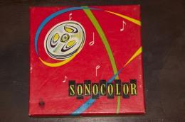 Bande Magnétique Magnetic Tape Tonband SONOCOLOR Nice ! Joli Décor ! Vintage ! - Cassettes Audio