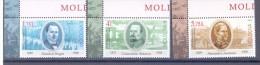 2014. Moldova,  Military Moldaviens In The WWI, Set, Mint/** - WW1