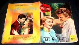 Roman FILM complet CHEZ NOUS. 15. TETE BRULEE