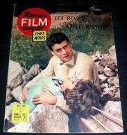 Roman FILM complet CHEZ NOUS. 30. LES ROSES REFLEURISSENT. article BRIGITTE BARDOT et JACQUES CHARRIER