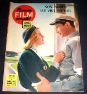 Roman FILM complet CHEZ NOUS. 31. SON AMOUR LUI VINT DU CIEL. article MIREILLE BALIN.