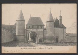 DF / 18 CHER / ÉGLIGNY / ENTRÉE DE L'ANCIENNE ABBAYE DE PREUILLY - Autres Communes