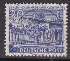 Germany Berlin 1949 Definitive 30pf Cloisters Used - [5] Berlin