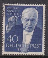 Germany Berlin 1954 Strauss Used Stamp - [5] Berlin