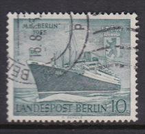 Germany Berlin 1955 Ship M.S, Berlin Used - [5] Berlin