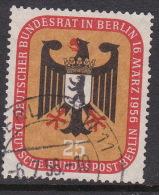 Germany Berlin 1956 Bundestag Meeting In Berlin 20pf Used - [5] Berlin