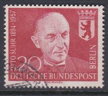 Germany Berlin 1956 Otto Suhr Used - [5] Berlin