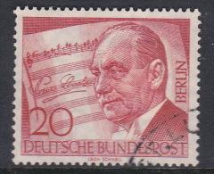 Germany Berlin 1956 Paul Lincke Used - [5] Berlin