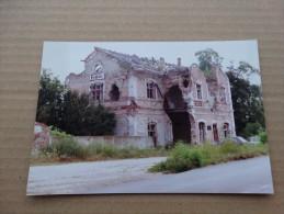 Photo prise � VUKOVAR (ex Yougoslavie)-la gare