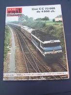Vie Du Rail 1975 1520 LONGUYON Funiculaire CANNES AMPLEPUIS ATH GORRON - Sin Clasificación