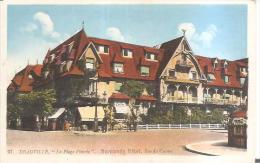 DEAUVILLE  LA PLAGE FLEURIE NORMANDY HOTEL RUE DU CASINO - Deauville