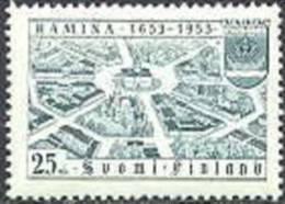 Finland 1953 Frederikshamn PF-MNH-NEUF - Finland