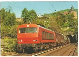 TRAIN Allemagne - EISENBAHN Deutschland - NECKARGEMÜND - Diesel-Streckenlokomotive 202 003-0 - Trains