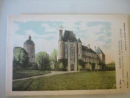 Kolarsine Pautauberge :Chateau D'Auneau Eure Et Loir - Chromos