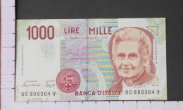 ITALY  1000  LIRE  1990   -  (Nº09556) - [ 2] 1946-… : République