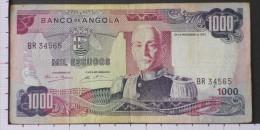 ANGOLA  1000  ESCUDOS  1972   -  (Nº09581) - Angola
