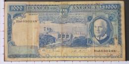 ANGOLA  1000  ESCUDOS  1970   -  (Nº09582) - Angola