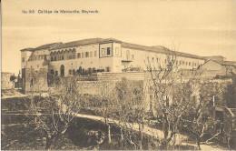 beyrouth , coll�ge de marounite