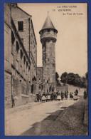 29 QUIMPER La Tour Du Lycée - Animée - Quimper