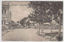 Bosnia & Herzegovina Prijedor 1917 Feldpost postcard K.u.K. Kriegsgefangenen Arbeiter Abtlg No. 1097