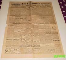 La Tribune Républicaine Du 28 Juillet 1943(Sacha Guitry-Photo Du Stalag XIB) - Magazines & Papers