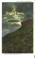 The Old Man of the Mountains, Franconia Notch, White Mountains, New Hampshire