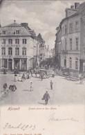 Hasselt - Grand Place Et Rue Haute - Hasselt