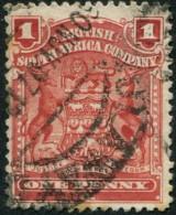 Pays :  12 (Afr. Sud : Compagnie)  Yvert Et Tellier : 58 (o) - Zuid-Afrika (...-1961)