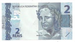Brazil 2 Reais 2010 UNC - Brazil