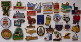 4/11-- 31 Pins Divers - Music