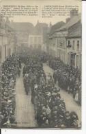 Poperinghe   Cortege Des Autorités Belge  Anglaises Et Françaises Le 12 Mars 1915 - Poperinge