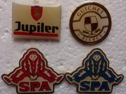 201411- BOISSON JUPILER GUICHET-PIERROT DE SPA.JPG - Pin's