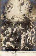 ROMA - VATICAN - LA TRASFIGIGURAZIONE - RAFFAELLO - POSTALLY USED FROM ROMA CENTRO TO BARNET 1904 - Vatican