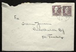 Denmark  Letter Sandby 7-3-1948 ( Lot 4567 ) - Danemark