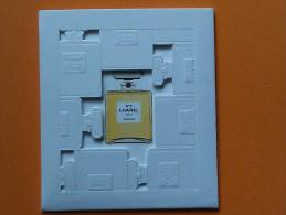 Carte Parfumée Chanel - Cartes Parfumées