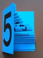 Carte Parfumée Chanel - Modernes (à Partir De 1961)