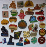 201411-CREMERIE 31 PINS - Pin's