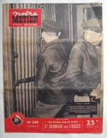 CHEMIN De FER : NOTRE METIER :1951:  St-GERMAIN-des-FOSSES..AN GLETERRE..Etc.. - Autres