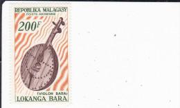 MADAGASCAR : violon bara  : Y&T  : * * : 97 PA