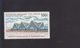 MADAGASCAR : journ�e du timbre  : Y&T  : * * : 105 PA